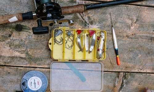 釣り用具の紹介 4 - 釣り用具の紹介